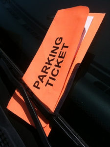Parking Ticket? Try Facebook