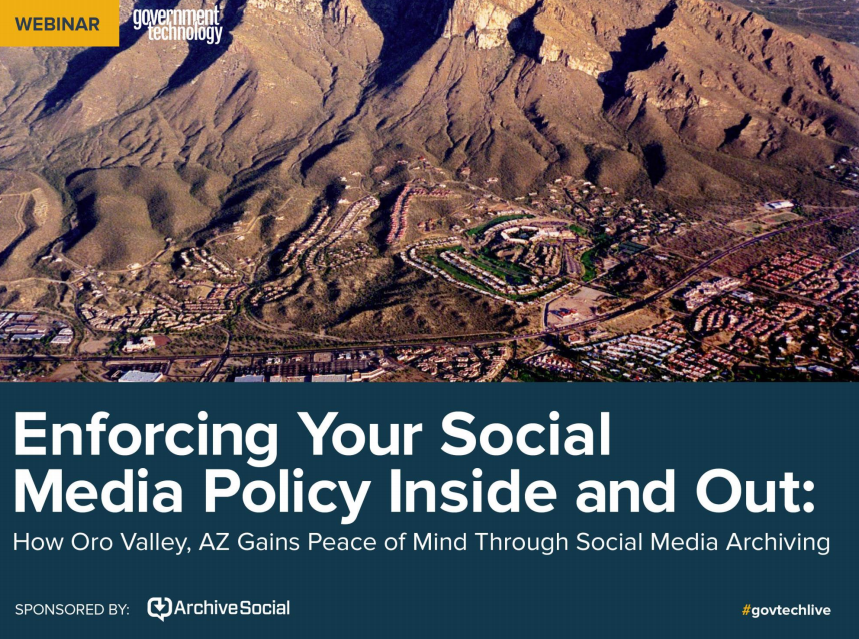 Enforcing Your Social Media Policy (Webinar)