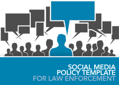 Law Enforcement Social Media Policy Template