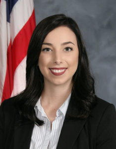 Image of Orange County Sheriff's Department Communications Specialist