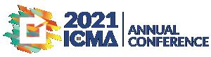 ICMA 2021 conference logo